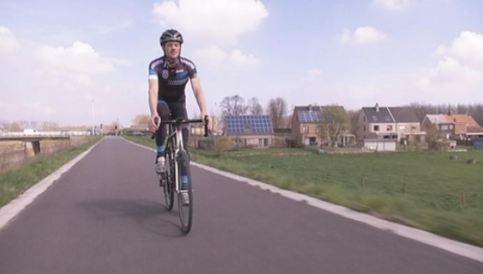 Mechelaar fietst drie voorjaarsklassiekers voor goed doel