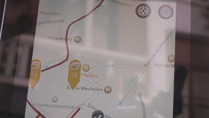 Visit.Mechelen nieuwe app voor toeristen