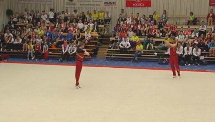 Flanders International Acro Cup in Puurs