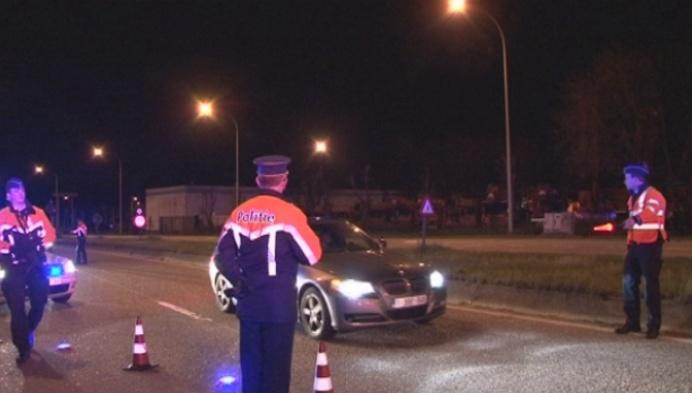Verschillende rijbewijzen ingetrokken tijdens alcoholcontrole