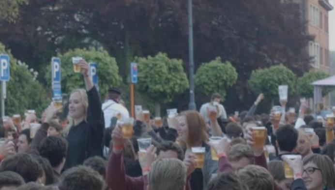Studentenclub verwacht 1000 feestvierders tijdens beiaardcantus