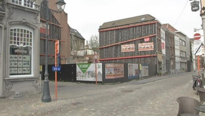 Mechelen maakt 6 woningen van voormalige stadskanker