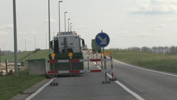 Wegwerkzaamheden in Lier, Willebroek en Mechelen