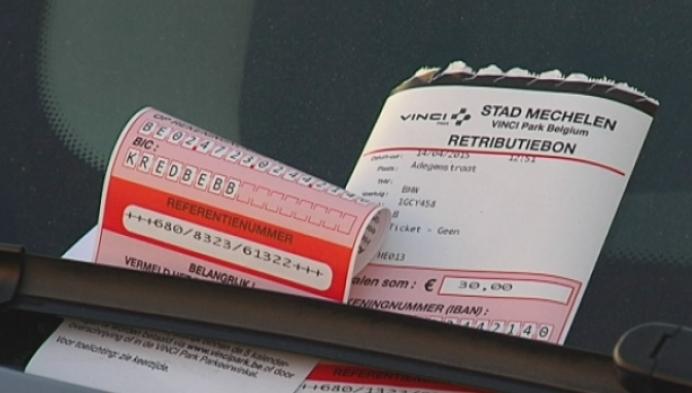 Gelenaar opgepakt voor fraude met parkeertickets