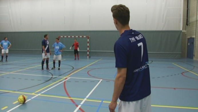 The Blues trekken naar WK minivoetbal in Dubai