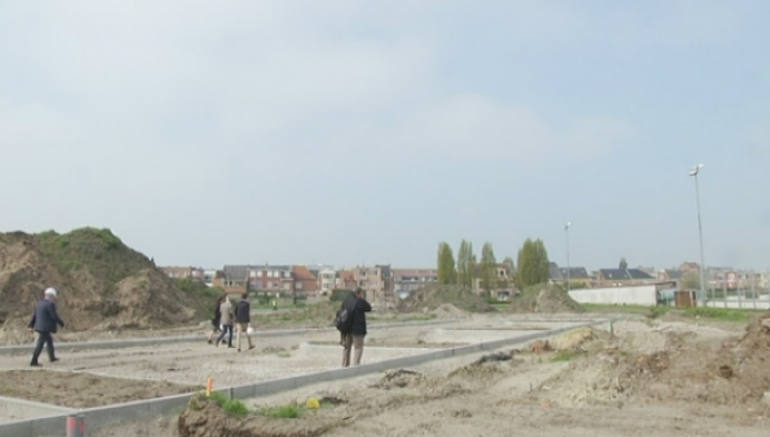 48 nieuwe wooneenheden aan Liersesteenweg Mechelen