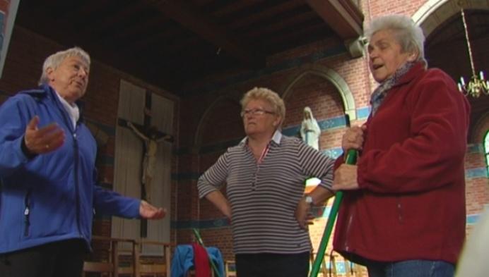 Inwoners Mol-Rauw niet blij met kerkplan