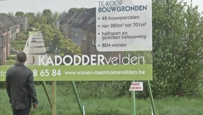 Opnieuw commotie rond woonproject Maenhoevevelden