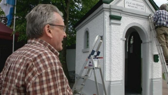 Bornemse kapel krijgt nieuwe aanblik