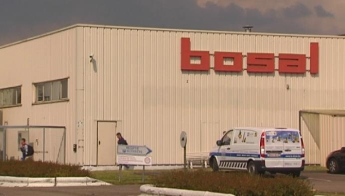350 jobs bedreigd bij Bosal