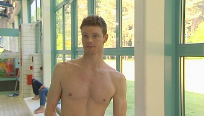 Hoge verwachtingen voor zwemmer Louis Croenen in Rio 2016