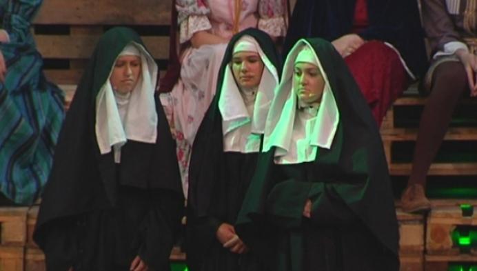 Leerlingen Sint Ursula Lier brengen Il Decamerone