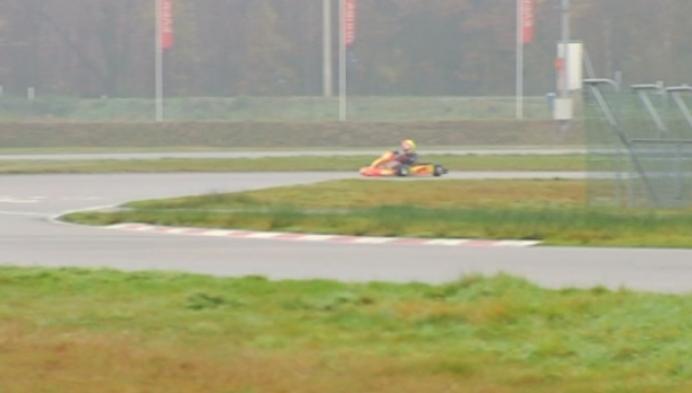 13-jarige uit Putte rijdt voor Italiaanse kartfabriek