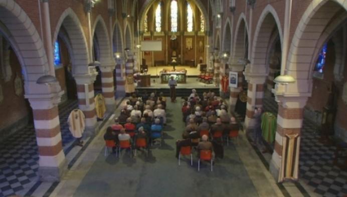 Blijft de Sint-Albertinuskerk in Muizen?