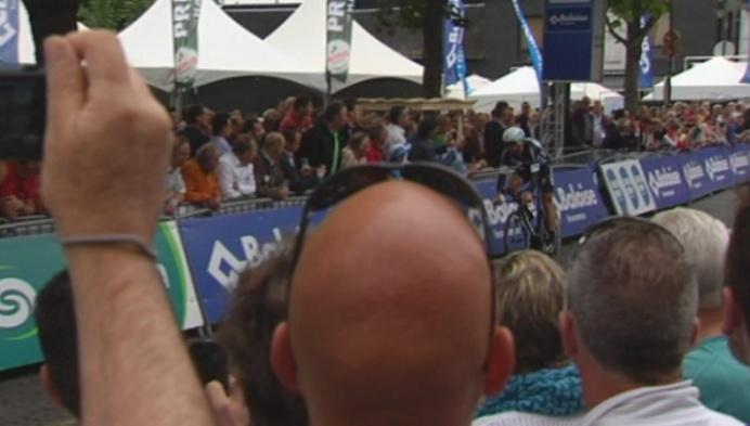 Bornem in de ban van de Baloise Belgium Tour