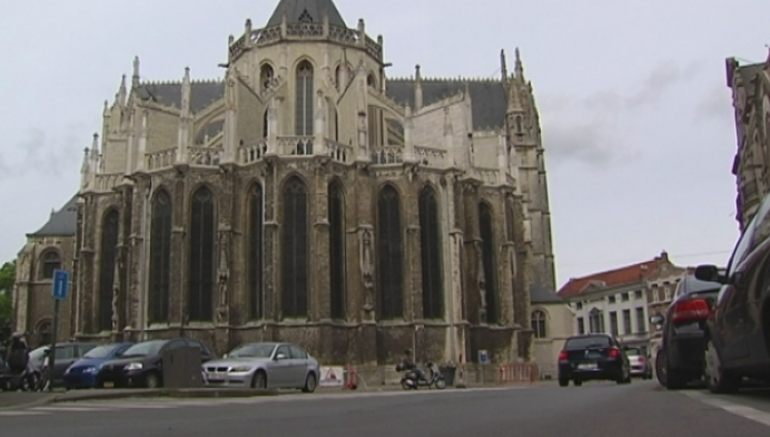 Sint-Gummaruskerk moet nog 5 jaar wachten op renovatie