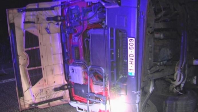 3 ongevallen zorgen voor verkeersellende op E34