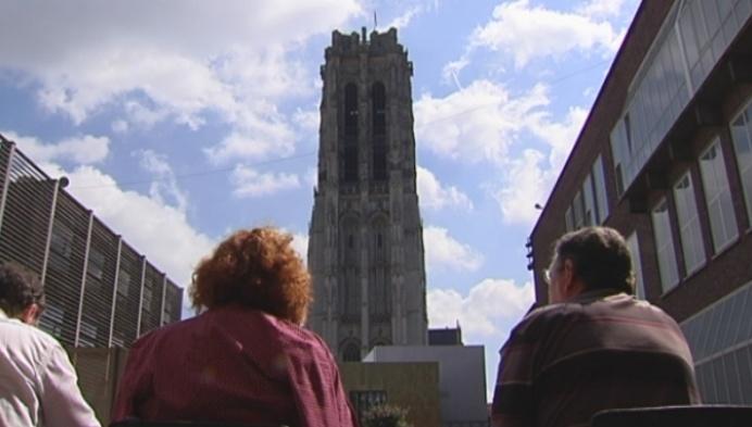 Beiaardstudenten studeren af op Sint-Romboutsbeiaard