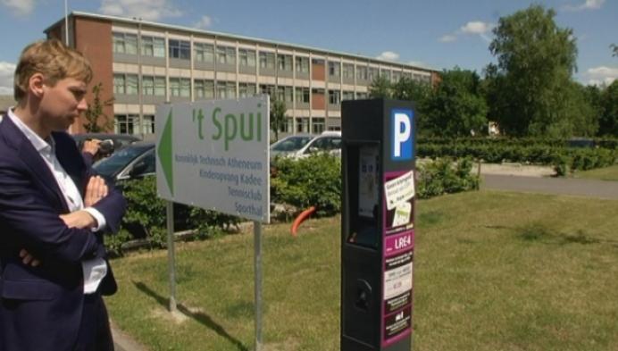 Nieuwe parkeermeters in Lier