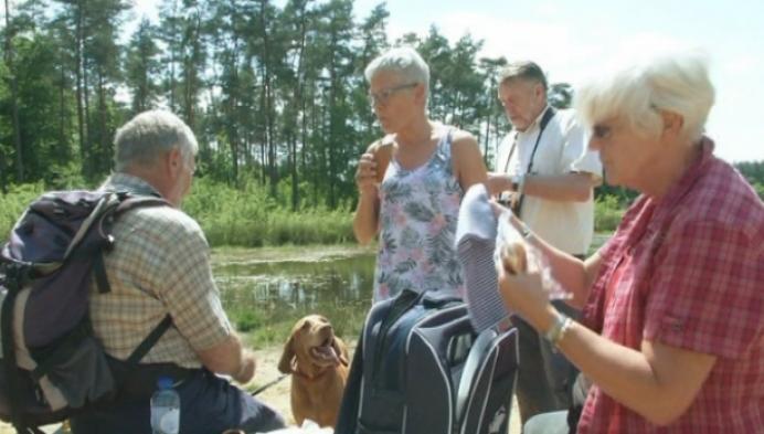 Provincie biedt picknickrugzakken aan