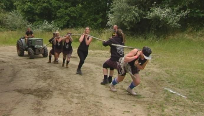 Bloed, zweet en tranen tijdens Highland Games
