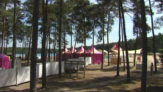 Sunrise Festival bijna klaar voor knalfeest in de Lilse Bergen
