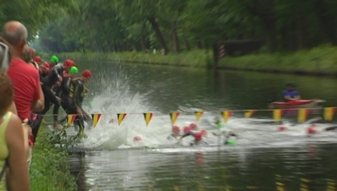triatlon in Retie
