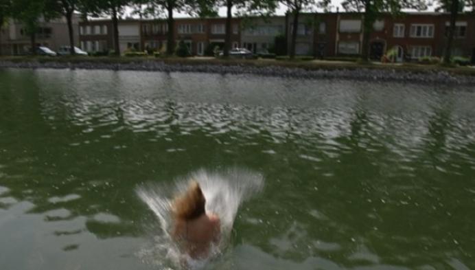 Zwemmen in Vlaamse waterwegen houdt gevaren in