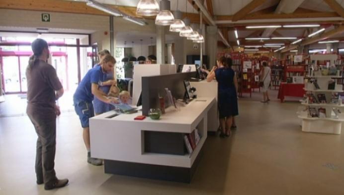 Bibliotheek Heist-op-den-Berg opent zelfuitleenbalies