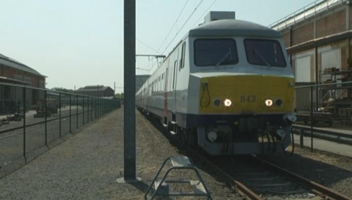 Kempense delegatie inspecteert vernieuwde treinstellen