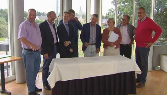 Politiezones Berlaar-Nijlen, Bodukap, Heist en Lier worden associatie