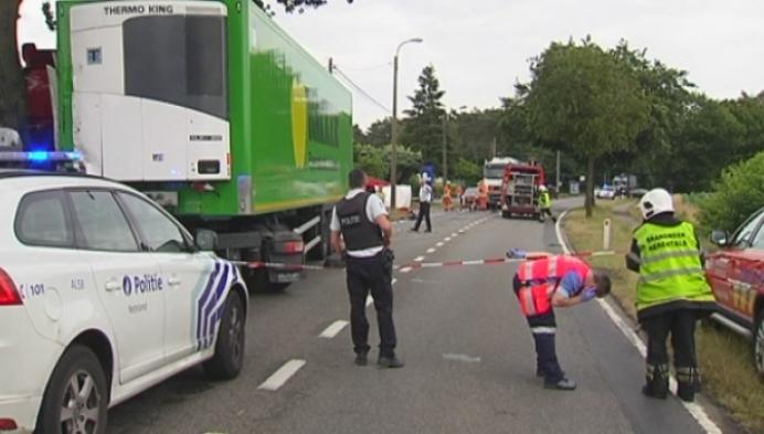Baby overleden bij verkeersongeval
