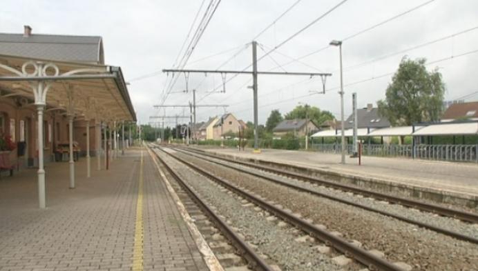 In augustus geen treinen tussen Sint-Niklaas en Puurs