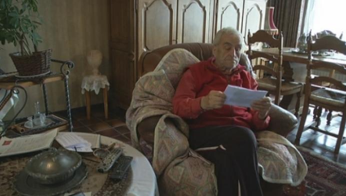 20 jaar oude auto gestolen van 95-jarige