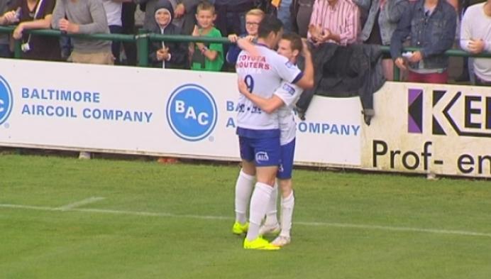 Heist verliest galamatch tegen Anderlecht met 1-4