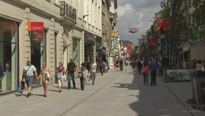Zomerkoopjes halfweg in Mechelen