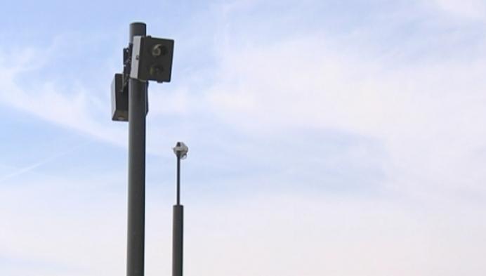 Camera's automatische nummerplaatherkenning succesvol in Mechelen