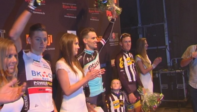 Stybar wint na-Tourcriterium Heist