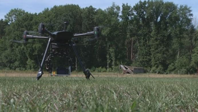 VITO werkt mee aan veilig drone-platform