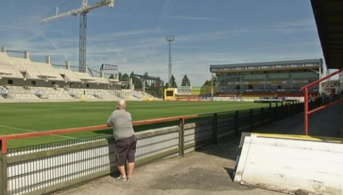 Nieuw verkeersplan KV Mechelen-supporters