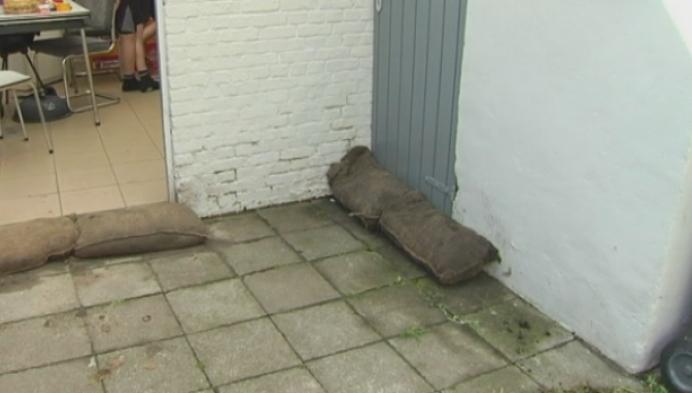 Kleine zondvloed voor jong koppel uit Herentals