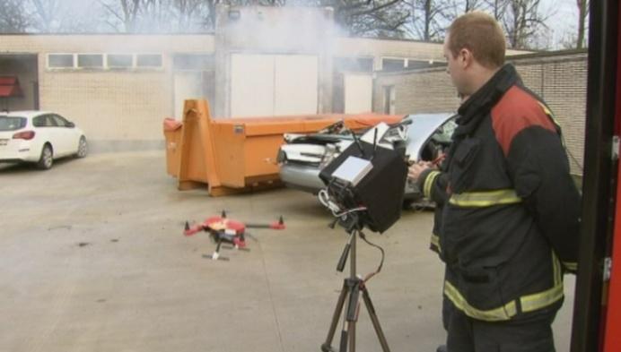 Brandweerzone Rivierenland gaat drones inzetten