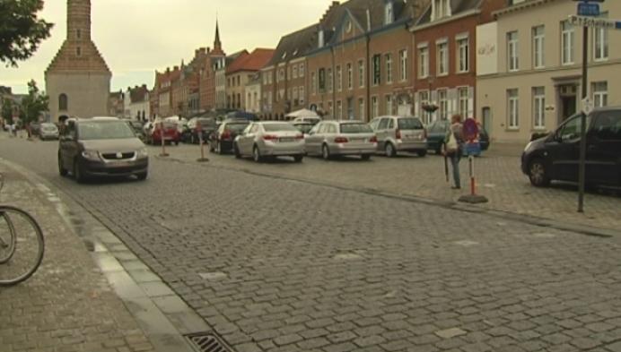 Bom onschadelijk gemaakt in Herentals