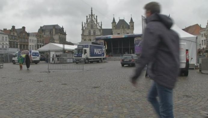 Mechelen klaar voor Maanrock