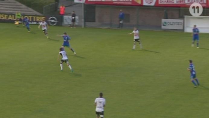 Geel onderuit bij Roeselare: 2-1