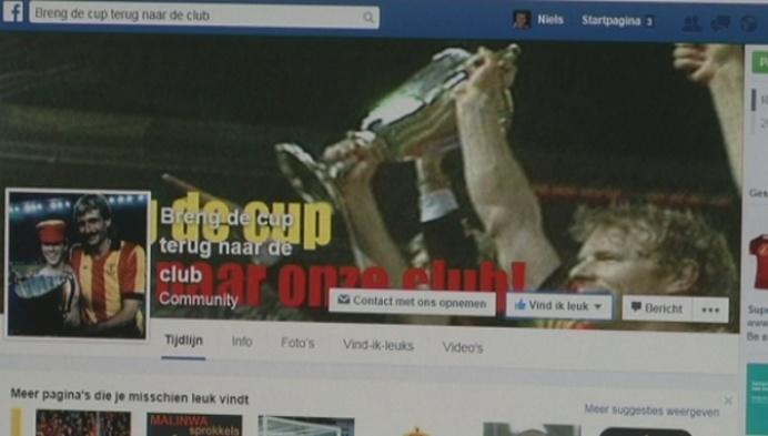 Opbiechten van jeugdzondes om Europabeker KV Mechelen te vinden