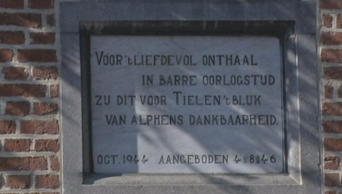 Nederlandse vluchtelingen in Tielen in 1944