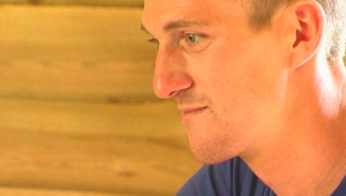 Jurgen Van den Broek blij met contract bij Katjoesja