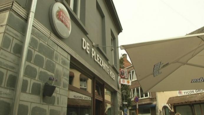 Café De Plezante Hoek in Lier is niet failliet