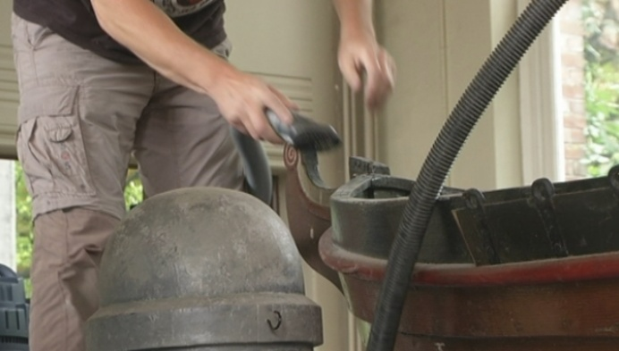 Herfstschoonmaak: poets eens een praalwagen